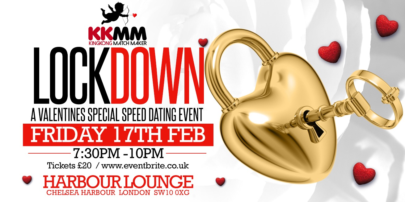 Valentines speed dating london